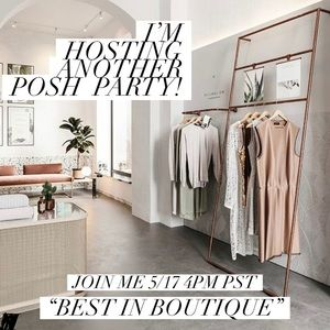 Meet the Posher Other - Bookmark My Closet <3